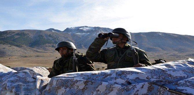Teröristlerin Korkulu Rüyası Komandolar Göreve Hazır