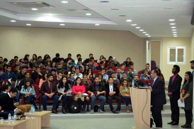 Üniversitede kariyer günleri etkinliği düzenlendi