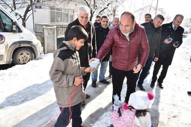 Başkan Üzülmez, Vatandaşlarla Bir Araya Geldi