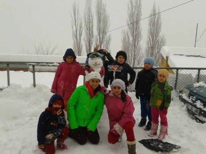 Kastamonu Küre'de Okullar Tatil Edildi