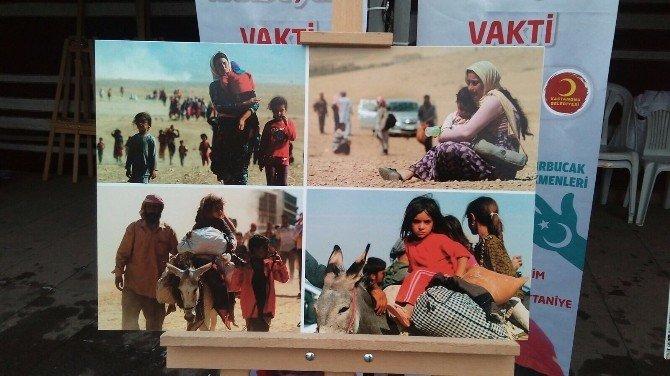 Kastamonu'dan Bayırbucak Türkmenlerine Yardım Eli