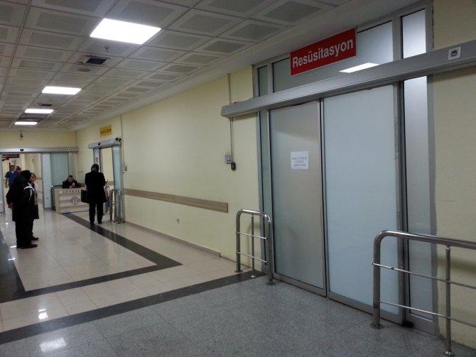 Umre dönüşü 5 kişi, mers şüphesiyle hastaneye kaldırıldı