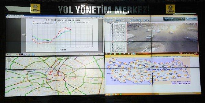 Konya'da Buzlanma Engelleme Sistemi Hayata Geçirildi