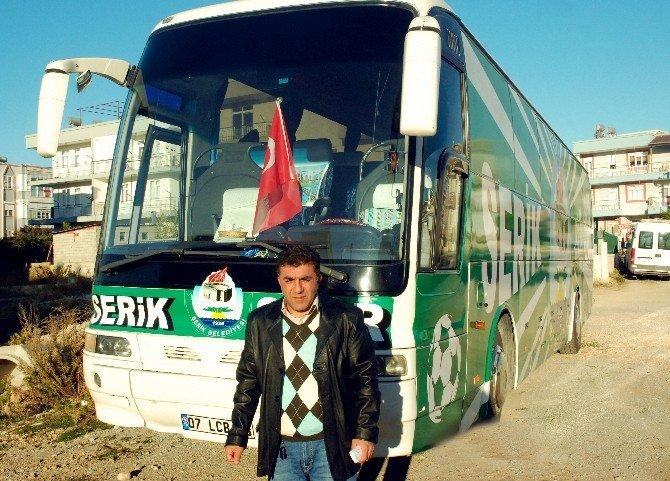 Otobüs İşletmecisine 4 Bin 961 Lira Hgs Şoku