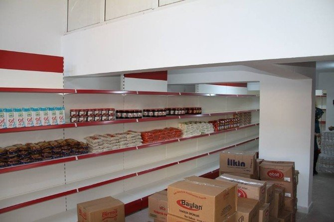 Sarıgöl Gıda Bankası'nda Son Aşamaya Gelindi