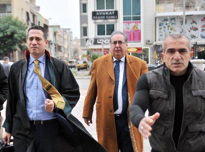 CHP'li Eski Belediye Başkanı Macit Özcan Hakim Karşısında