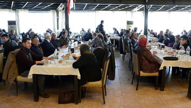Mersin'in Kurtuluş Gününde Şehit Ve Gaziler Unutulmadı