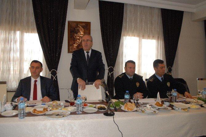 Burdur Polisi, 16 Bin 970 Vatandaşla Yüz Yüze Görüştü