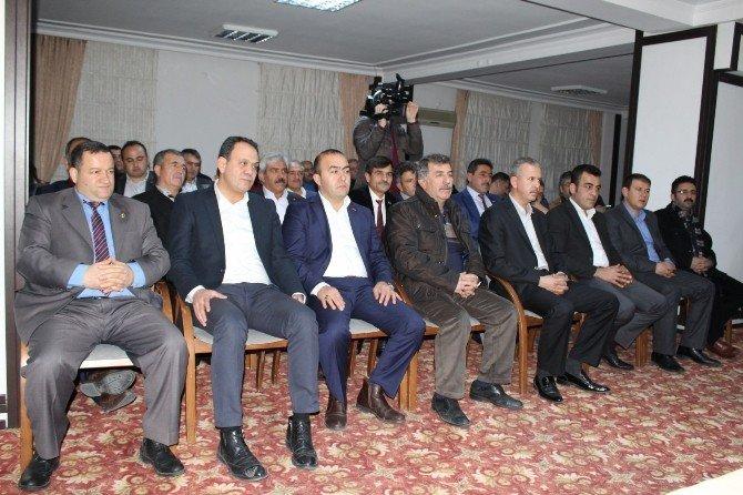 AK Parti, 2016 Yılının İlk İstişare Toplantısını Yaptı