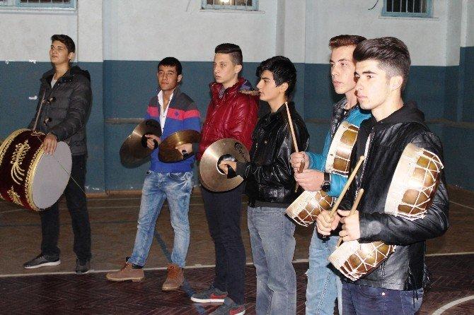 Ödemiş'te Mehteran Kursu Gençleri Bekliyor