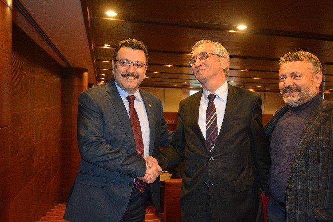 Ortahisar Belediyesi 2016 Yılının İlk Meclis Toplantısını Gerçekleştirdi