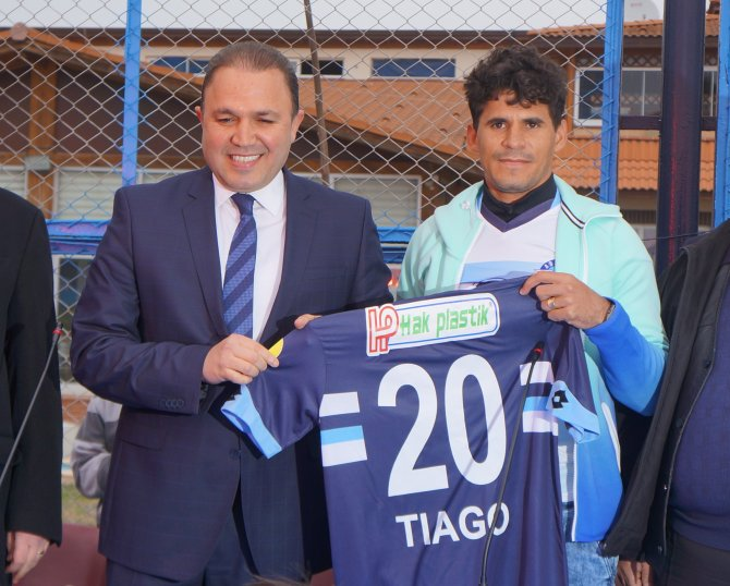Adana Demirspor, Tiago'yu renklerine bağladı
