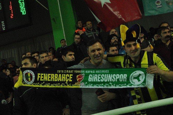 Fenerbahçe Son Saniye Üçlüğü İle Kazandı
