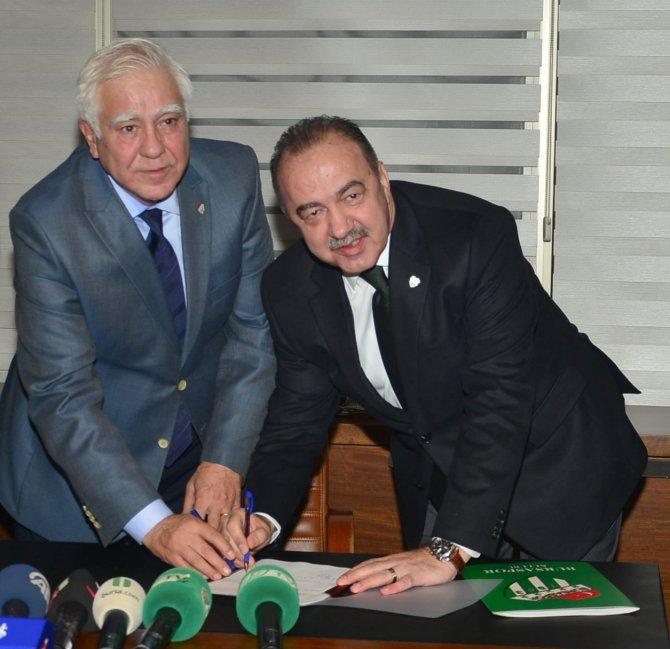 Bursaspor'da başkanlık için 7 isim yarışacak