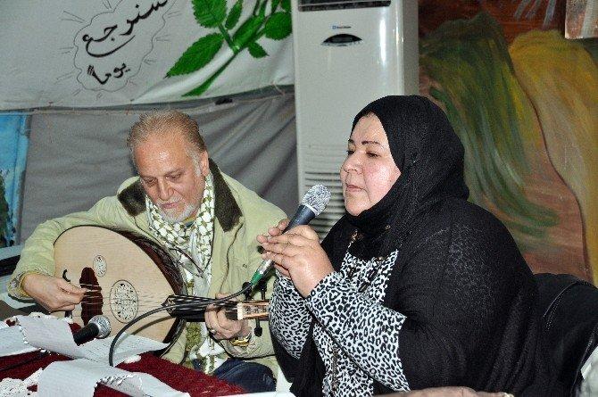 Suriyeli Şairler Hüzünlendirdi