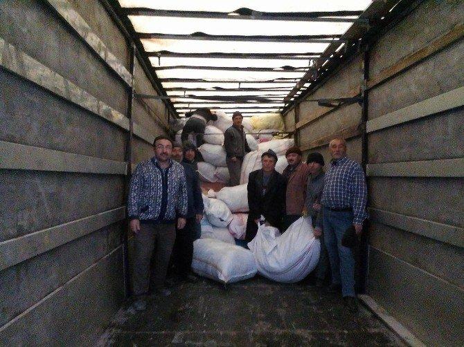 Sungurlu'dan Türkmenler Yardım