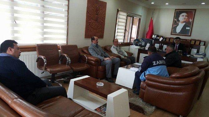 Pazaryeri Belediyesi'nde Yılın İlk Haftalık İstişare Toplantısı Yapıldı