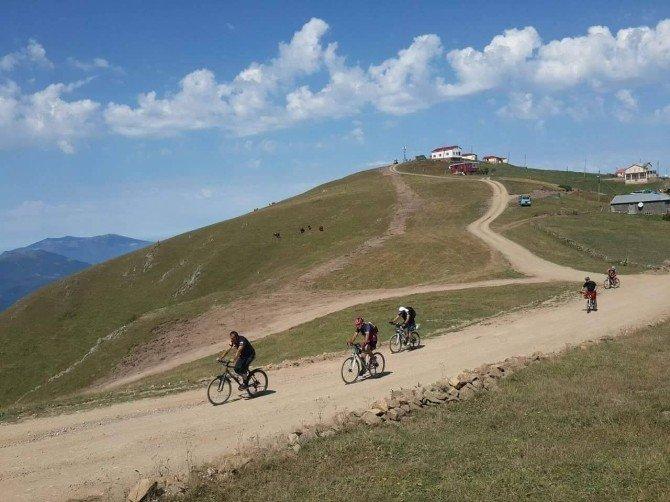 Trabzon'da Pedallar Sürdürülebilir Yaşam İçin Dönecek