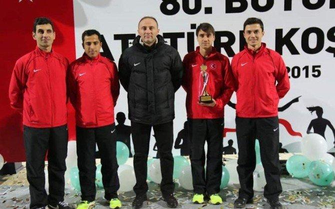 Ortiring Şampiyonları TSK'dan