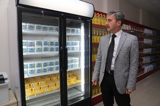 Turgutlu Gıda Bankası Kapılarını Açıyor