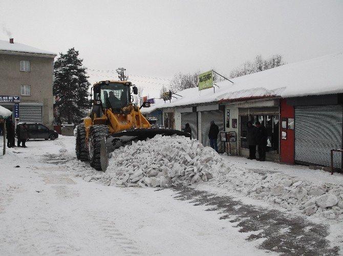 Varto'da Karla Mücadele Çalışması