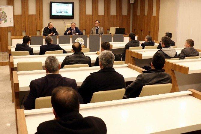 Yahyalı'da Yeni Yılın İlk Meclis Toplantısı Yapıldı