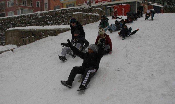 Yozgat'ta Okullar Bir Gün Süreyle Tatil Edildi