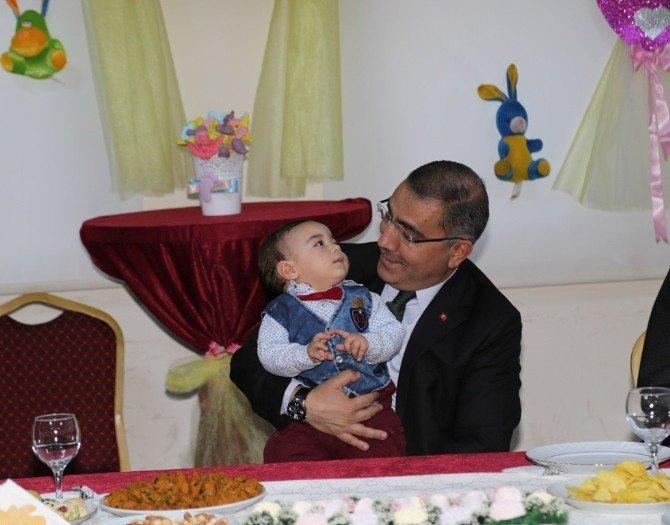 'Yüreğir'e Hoş Geldin Bebek' Projesi 4 Yaşında