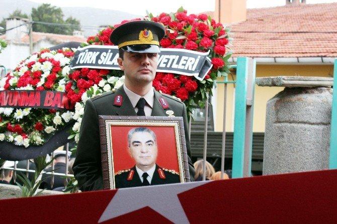 Orgeneral Sabri Yirmibeşoğlu Toprağa Verildi
