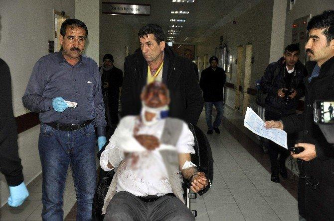Gerger'de Kaza: 3'ü Ağır 6 Yaralı