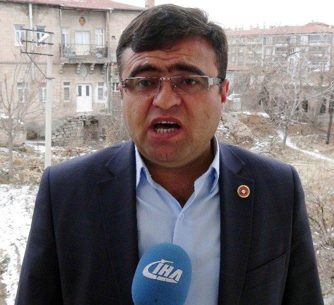 Aksaray'da Yem Ve Gübre Desteği Yüzleri Güldürdü