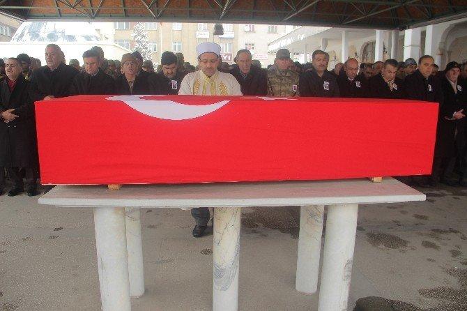 Vefat Eden Albay Törenle Son Yolculuğuna Uğurlandı