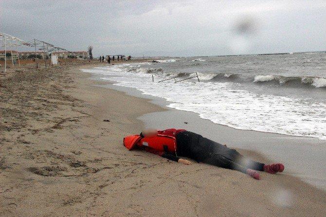 Ayvalık'ta Bot Faciasında Ölü Sayısı 14'e Çıktı