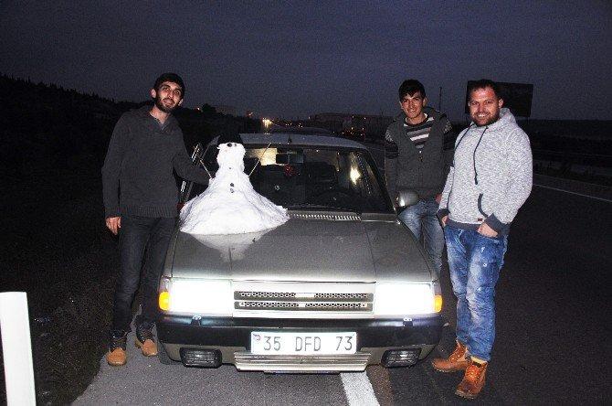 Kardan Adamın İzmir Yolculuğu