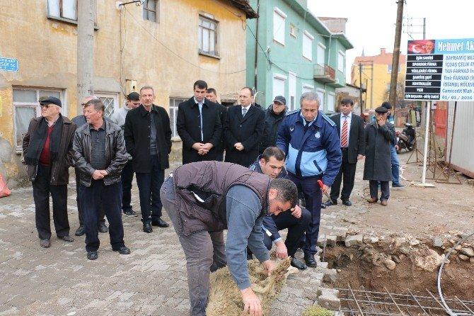 Mehmet Akif Ersoy'un Evinin Yapımına Başlandı