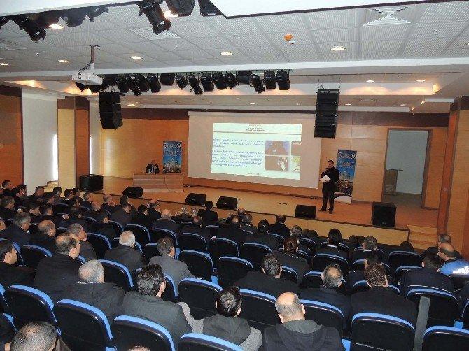 Bitlis'te Huzur Toplantıları