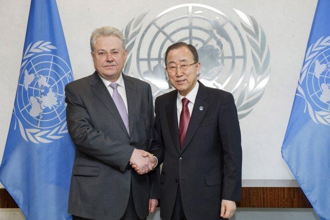 Ukrayna, BM değerlendirme heyetini Donbas'a davet etti