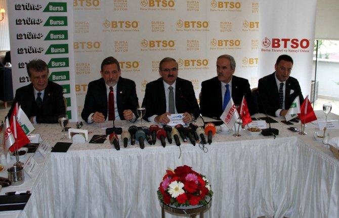 Bursa, İstanbul-İzmir otoyolunun açılmasıyla en önemli fuar destinosyanu olacak