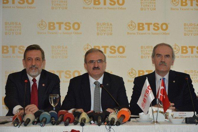Başkan Altepe, Uludağ'dan Ümidini Kesti