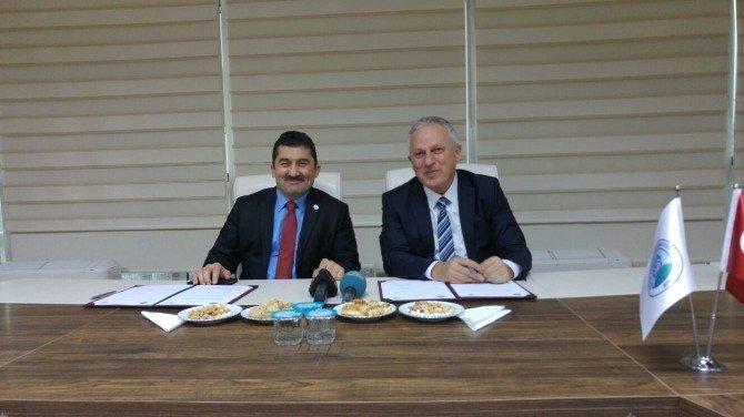 Bursa Teknik İle Yıldız Teknik Üniversiteleri Güçlerini Birleştiriyor