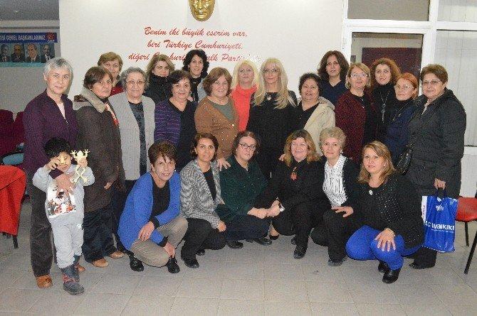 CHP Kadın Kolları Başkanı Yavuzoğlu: