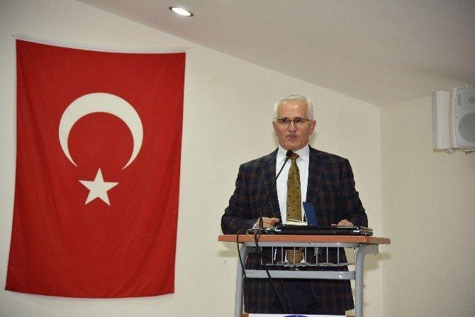 Milli Eğitim Müdürü Oğuz, Acıpayam'da Eğitimcilerle Buluştu