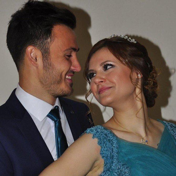 Didim Belediyesporlu Yalçın Nişanlandı