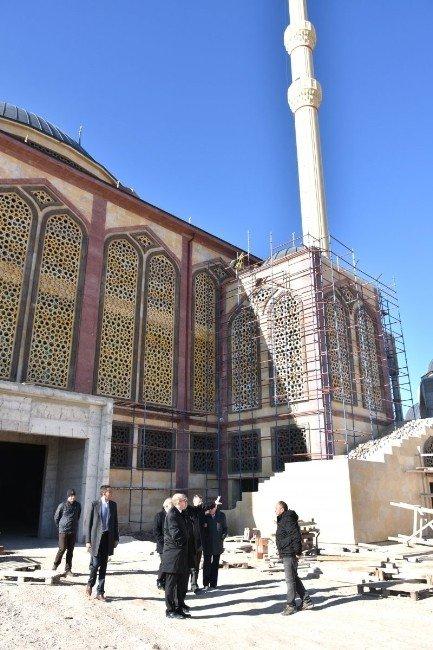 Diyanetler İşleri'nden Müka Camisine 5 Milyonluk Ödenek