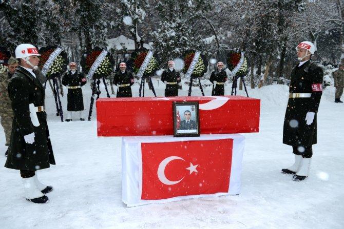 Şehit Uzman Çavuş Özdemir memleketine uğurlandı