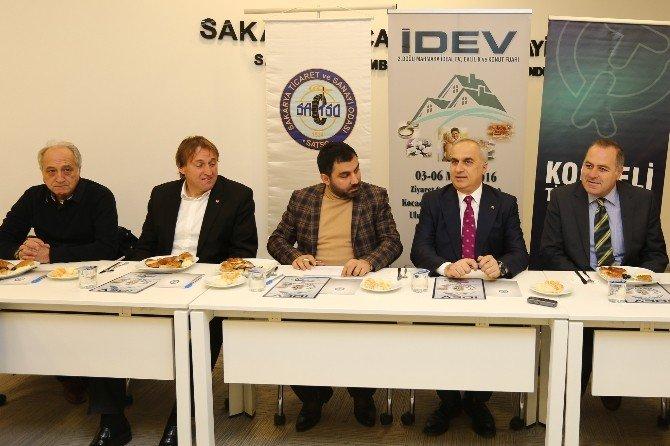 Doğu Marmara İlleri Evlilik Ve Konut Fuarı'nda Buluşacak