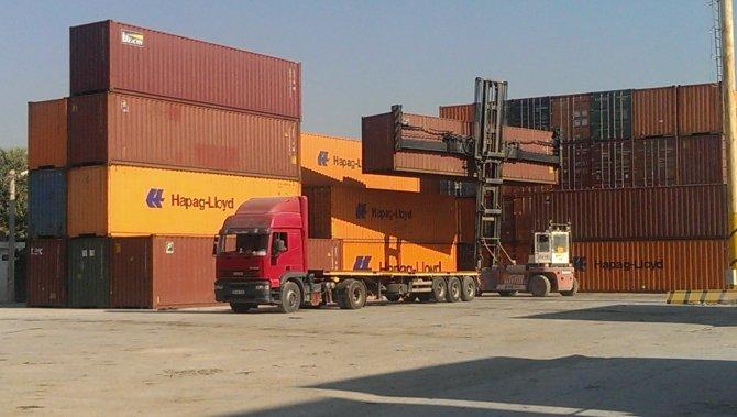 Ege Bölgesi'nin ihracatı bir yılda yüzde 14 eridi
