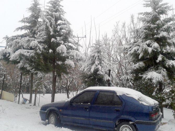 Elazığ'da 315 köy yolu ulaşıma kapandı