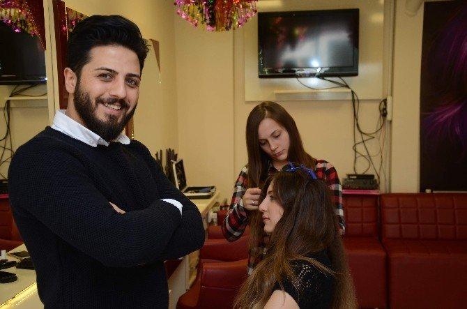 Kadınlarda Kışın Saç Bakımı Ve Yeni Yılın Moda Renkleri
