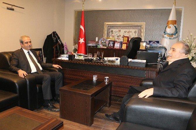 Başkan Demirkol'dan Fakıbaba'ya Teşekkür